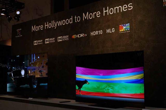4K有機ELテレビの新フラッグシップ「HZ2000」シリーズ