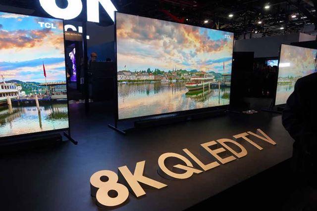 8K液晶テレビ「QLED TV 8K X915」シリーズ