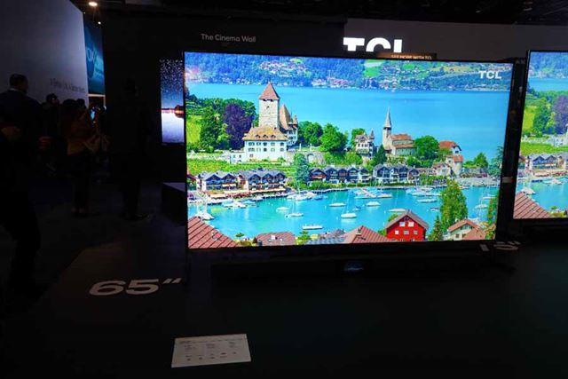 今年の8Kテレビから搭載された「Vidrian Mini-LED技術」