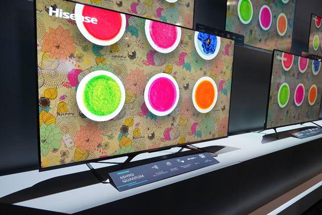 4K液晶テレビの最新モデル「65H9G」