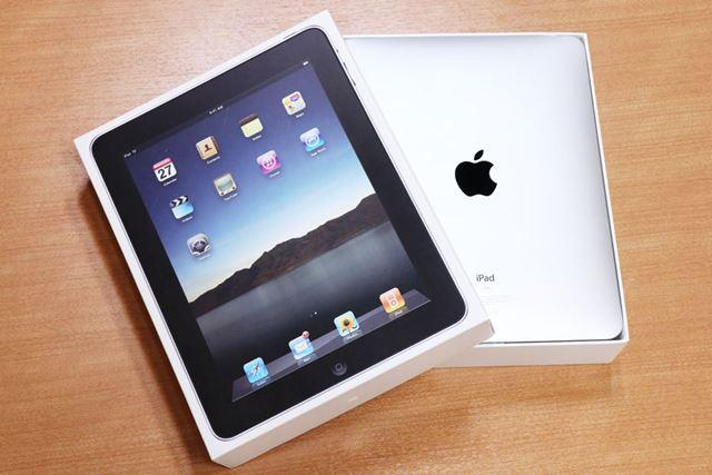 10年前に発表された初代iPad