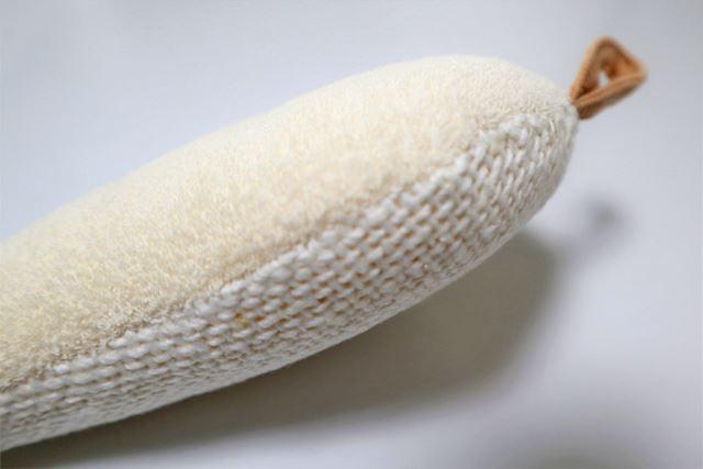 原材料は、オーガニックコットン、ポリエステル100%、有機栽培綿100%