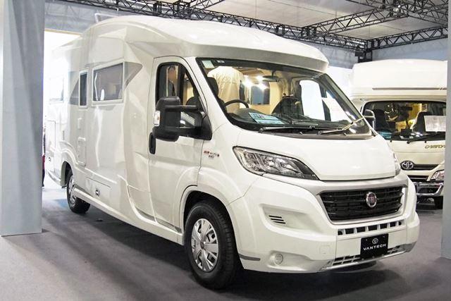 車体サイズは6,700(全長)×2,250(全幅)×2,750(全高)mmで、価格は1,400万円(税別)