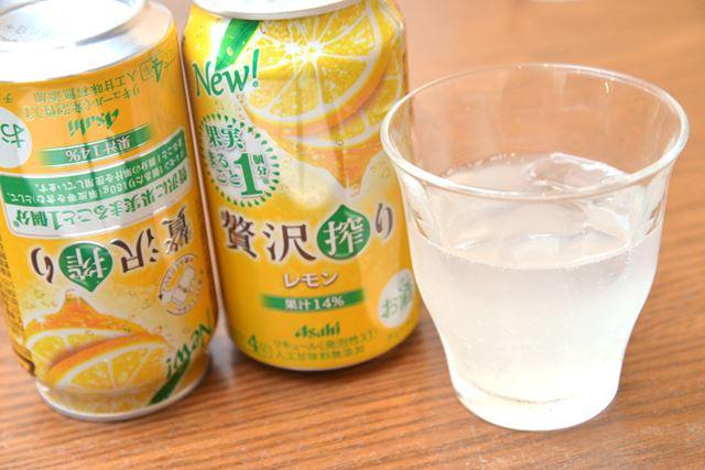 フルーティーな果汁感をたっぷり楽しめます