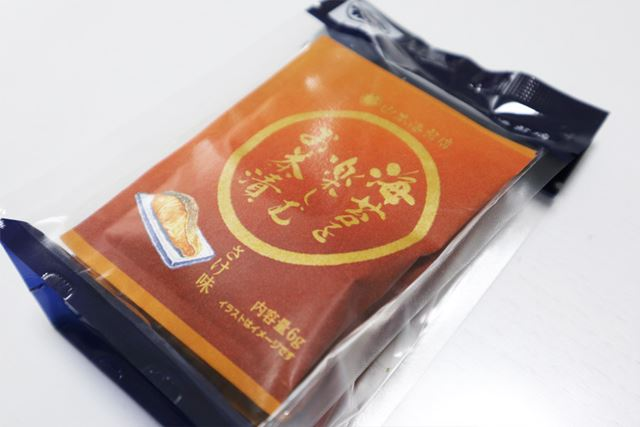 山本海苔店のお茶漬け・さけ味