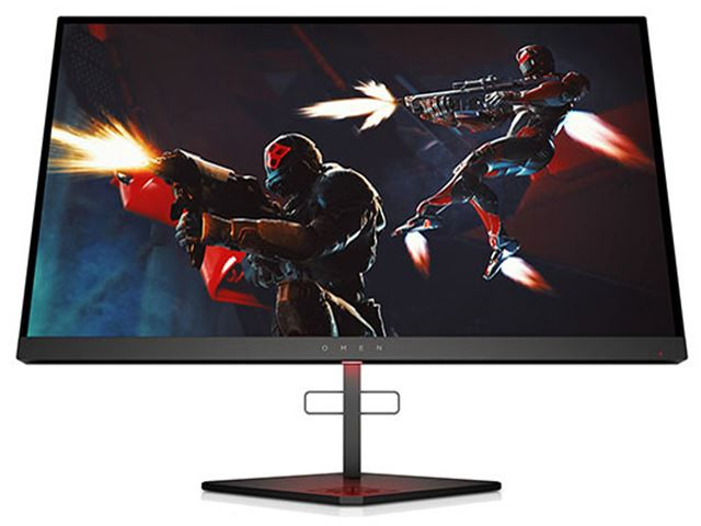 「OMEN X by HP 25f 240Hz Gaming Display 価格.com限定モデル」(HP)