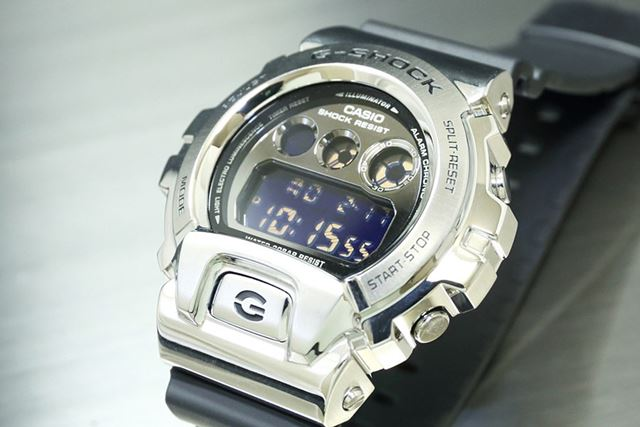 2020年2月に発売されたG-SHOCK「GM-6900」