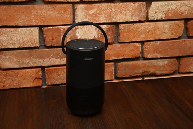 Bose「Portable Home Speaker」