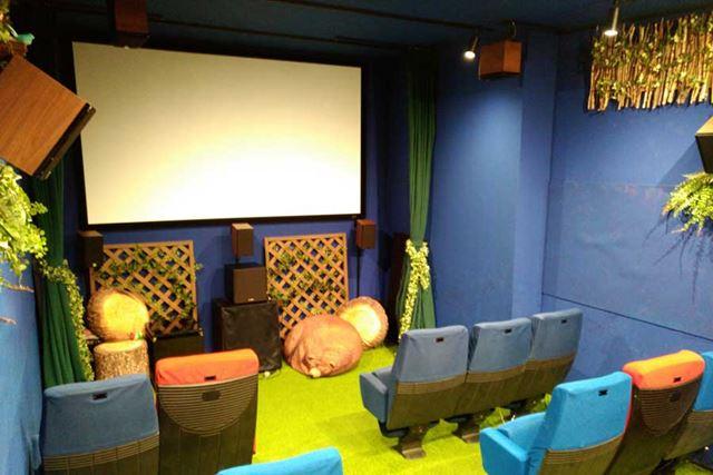 岩浪音響監督がコーディネートした「CINEMA Chupki TABATA(シネマチュプキタバタ)」