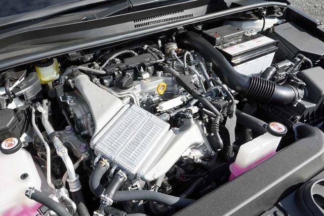 最高出力:116PS/5,200〜5,600rpm、最大トルク:530Nm/2,300-5,000rpmを発生する1.2L直4ターボエンジン