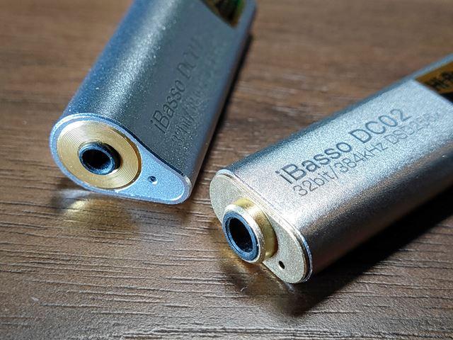 iBasso Audio「DC01」と「DC02」