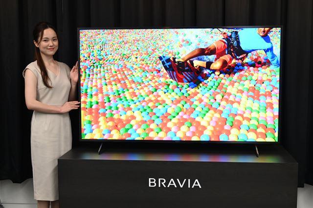 画音質を大幅に強化した液晶BRAVIAのエントリーモデル「X8000H」シリーズ