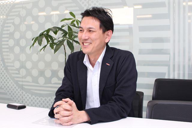 脚立・はしご専門メーカーである長谷川工業の住田課長にお話をうかがいました