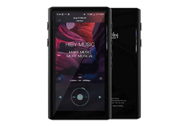 HiBy Music「HiBy R5」