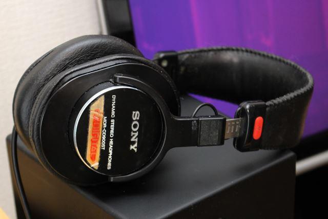ソニー「MDR-CD900ST」