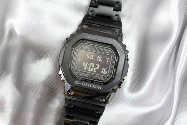 2018年9月に発売された「GMW-B5000GD-1JF」。公式サイト価格は74,800 円(税込)