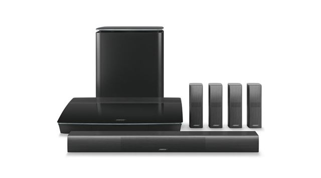 Bose「Lifestyle 650 home entertainment system」