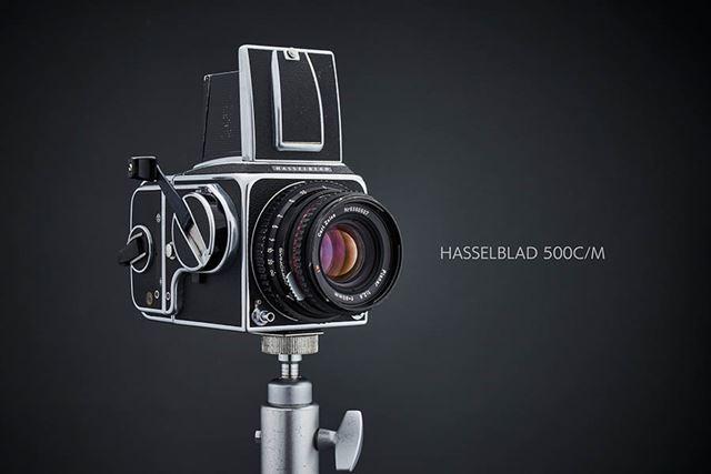 ハッセルブラッド 500C/M