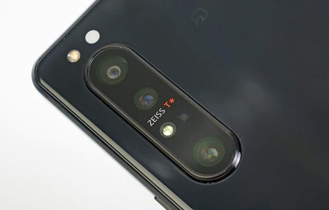 メインカメラは、超広角、標準、望遠、i ToFセンサーを組み合わせたクアッドカメラとなった