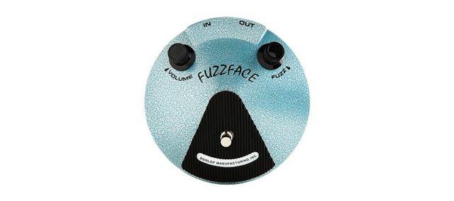 ジミヘンでおなじみ「FUZZ FACE」