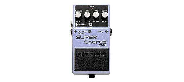 BOSSの「SUPER Chorus CH-1」