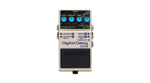 BOSS「Digital Delay DD-8」