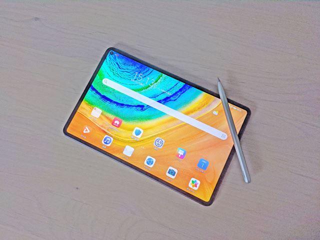 10.8インチのAndroidタブレット「MatePad Pro」をレビュー