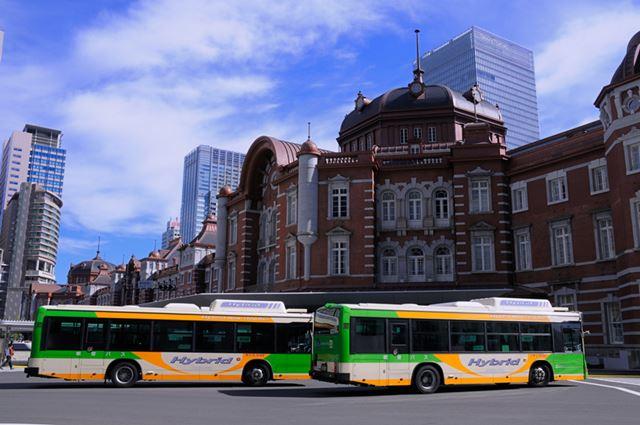 都営バスおよび都電は原則としてモバイルPASMOのバス定期券に対応している