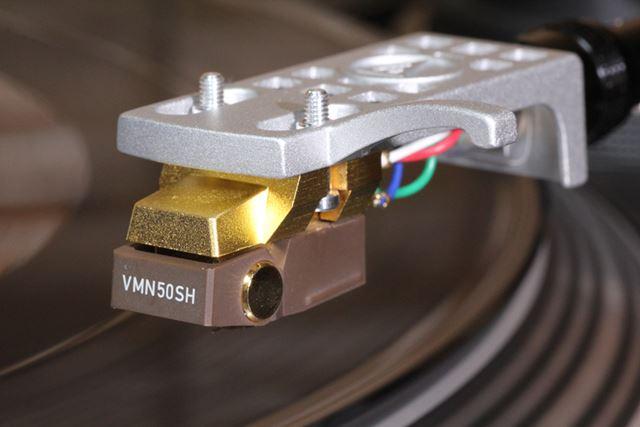オーディオテクニカ「VM750SH」