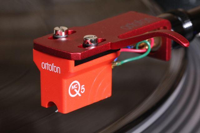 Ortofon「MC-Q5」
