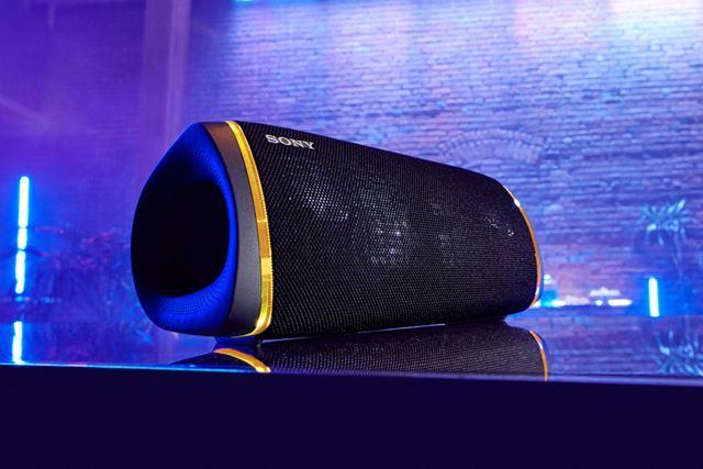 ライブ会場にいるような音の広がりを体験できる「ライブサウンドモード」も強化された