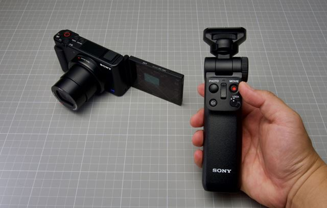 録画の開始や停止だけでなく、ズームもリモートで操作可能