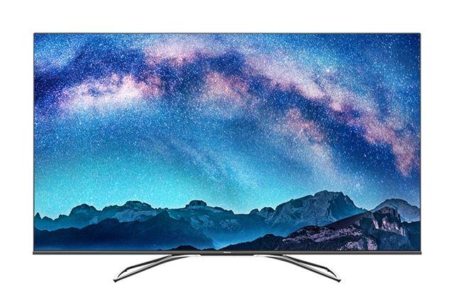 ハイセンスの75インチ4Kテレビ「75U8F」は、価格.com最安価格217,800円(税込。2020年6月19日時点)