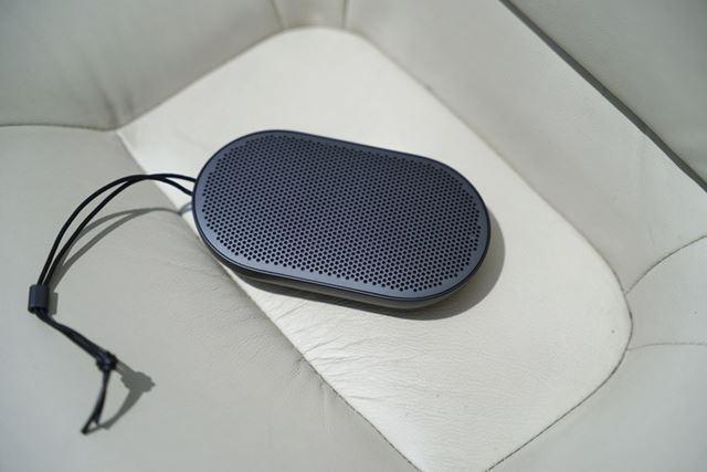 ポータブルタイプのBluetoohスピーカーは持ち運びに便利