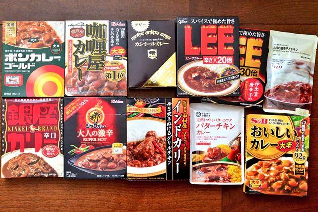 辛い食べ物が苦手な方はご注意ください。もしくは本稿を参考に、ビギナー向けの商品からお試しを