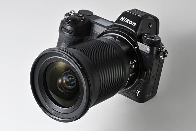 2020年3月27日に発売になった、焦点距離20mmの超広角レンズNIKKOR Z 20mm f/1.8 S