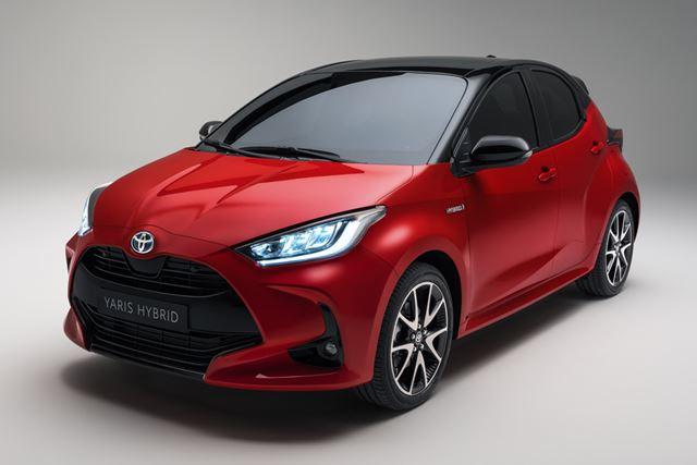小型、普通車の販売ランキングで1位(2020年4〜5月)を獲得するなど、販売好調なトヨタ「ヤリス」