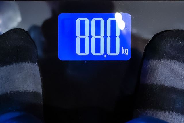 80kgを目指していたはずが、90kgに近づいてしまった現在