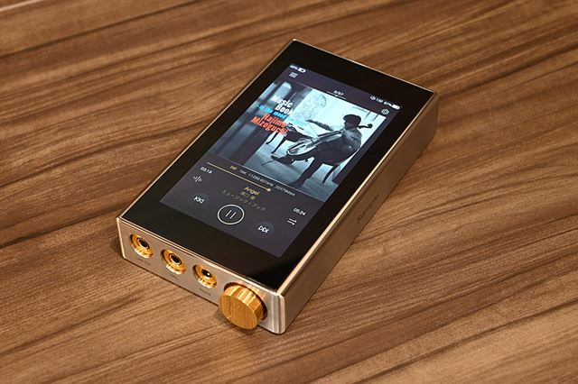 iBasso Audio「DX220MAX」