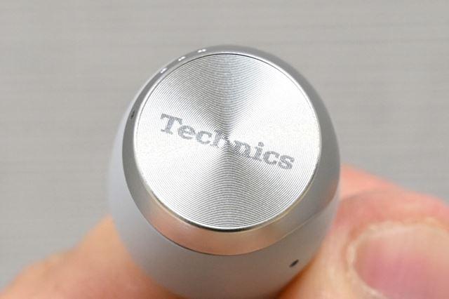 アンテナとタッチセンサーを一体化し、通信の安定性を高めているのもポイント