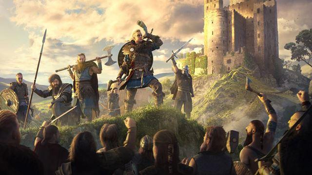 オープンワールドアクションRPG「アサシン クリード ヴァルハラ」は2020年11月17日発売