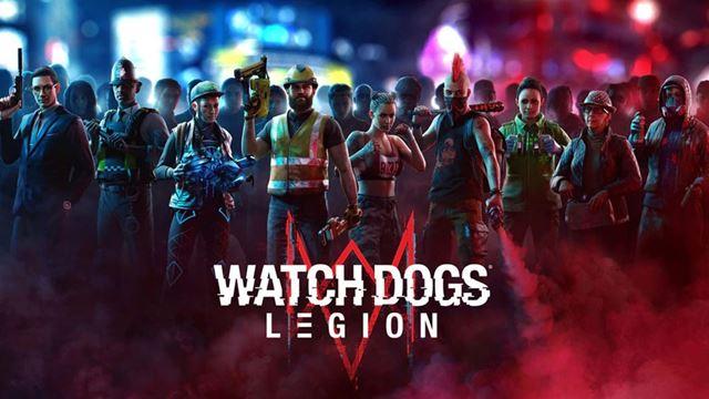 「ウォッチドッグス レギオン」は2020年10月29日発売