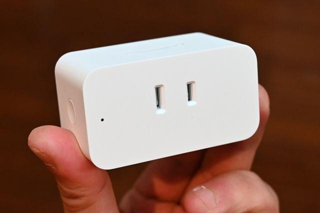 Amazon純正スマートプラグ「Amazon Smart Plug」