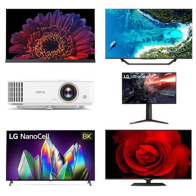 4K/HDR、低遅延、4K/120Hz…イマドキのゲーミング向けテレビ/モニター/プロジェクターの選び方