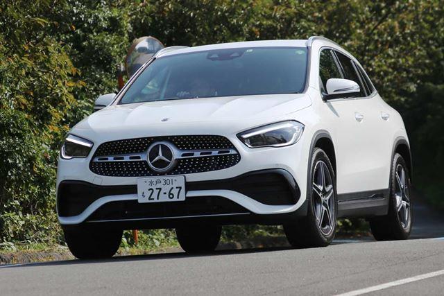 メルセデス・ベンツの新型SUV「GLA」「GLB」に試乗!