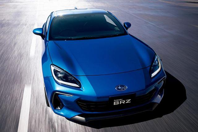 スバル 新型「BRZ」の価格が公開! グレード毎の装備差など徹底解説