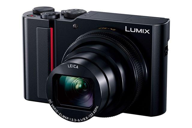 豊富な4K撮影機能を利用できるパナソニック「LUMIX DC-TX2」