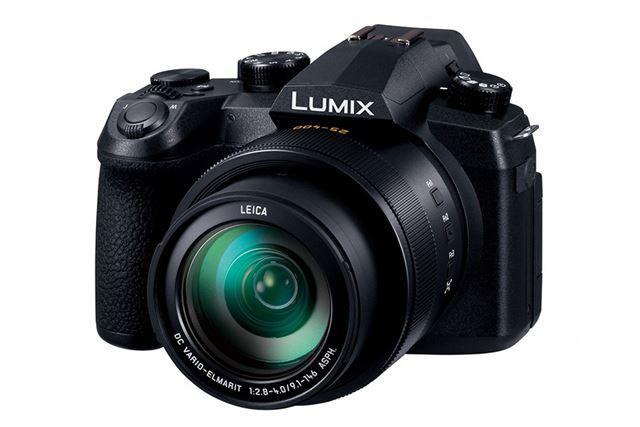 望遠400mmでの撮影が可能な1インチデジカメ、パナソニック「LUMIX DC-FZ1000M2」