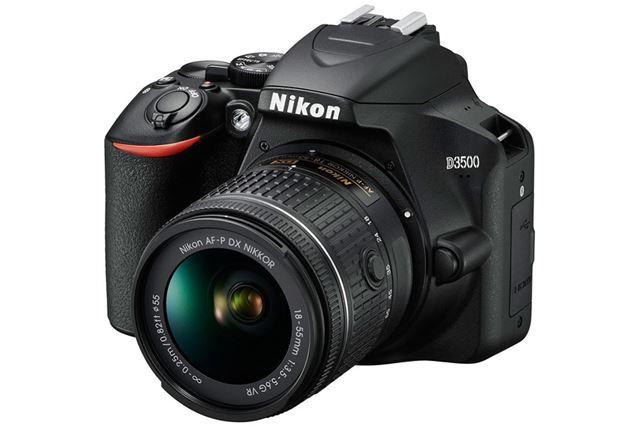上位モデルと同じ画質性能を持つニコン「D3500」