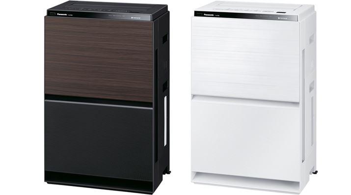 Được trang bị chức năng liên kết với máy lạnh tương thích.  Khi bạn bắt đầu làm nóng máy điều hòa không khí, F-VXT90 sẽ hoạt động ở chế độ tạo ẩm để tránh bị khô.